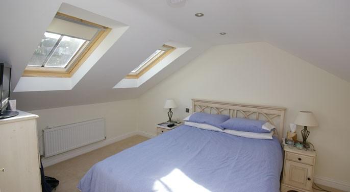 attic ideas bedroom - Ash be Building Loft Conversions Paddock Lane En